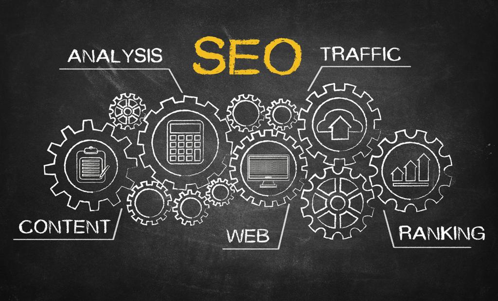 SEO оптимизация сайта и его сопровождение