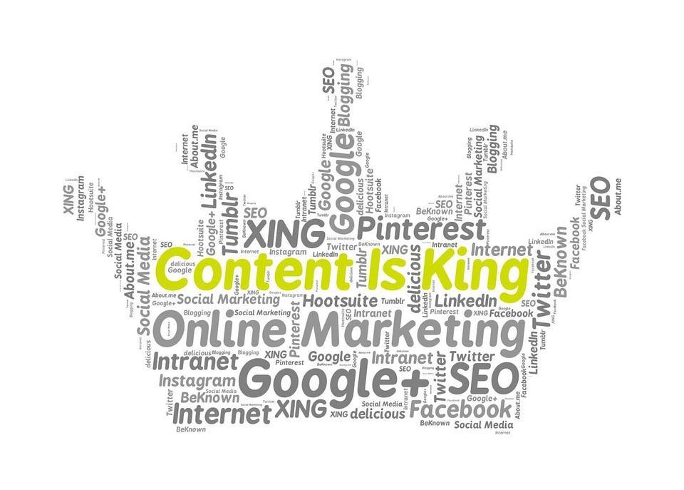11 принципов продвижения сайта контентом