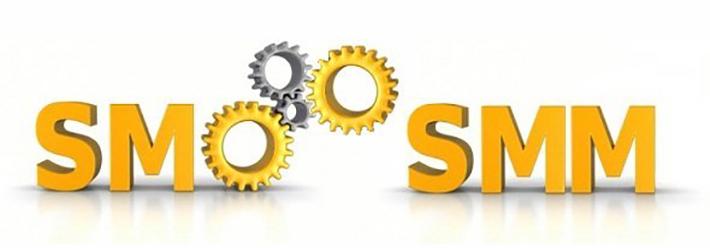 SММ и SMO – популярный инструмент интернет-маркетинга